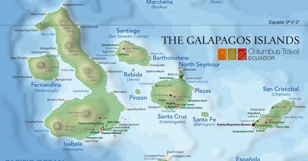 Google Maps Galapagos Islands Street View