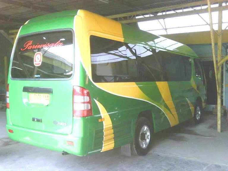 Sewa Micro Bus Elf