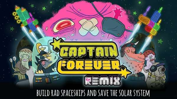 Captain Forever Remix PC Game