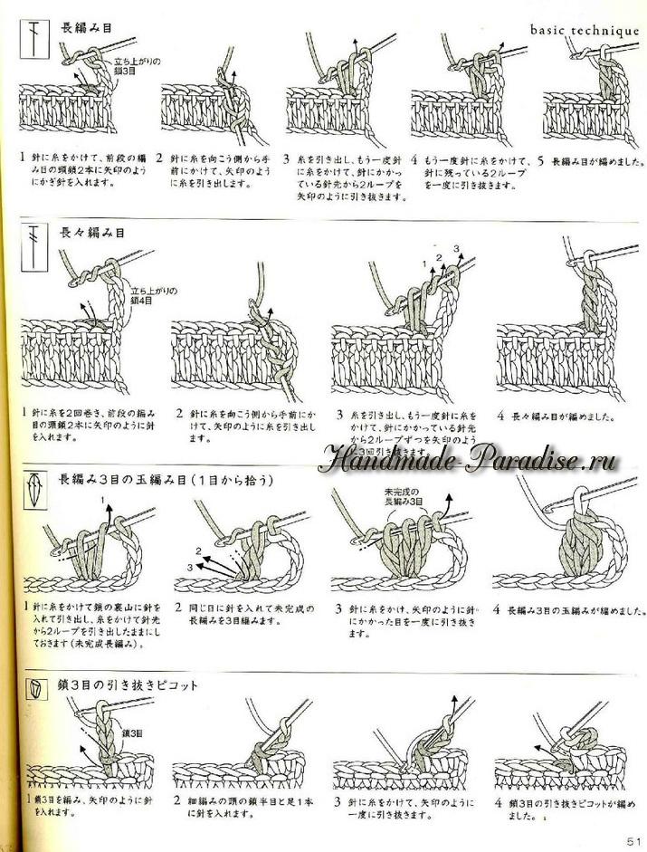 Как сделать кочергу для вязки сети