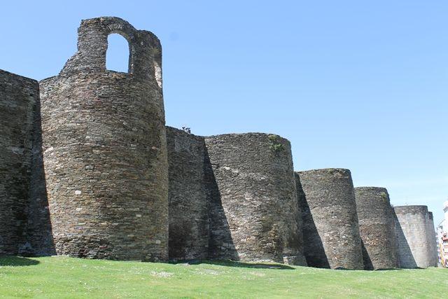 Muralla-Romana-Lugo