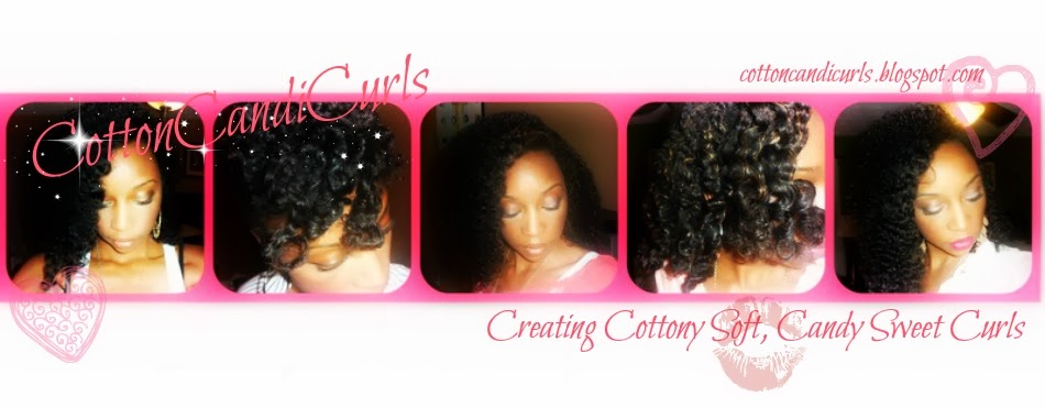 Cotton Candi Curls