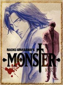 Cover of Naoki Urasawa's Monster