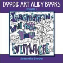 Doodle Art Valley Books