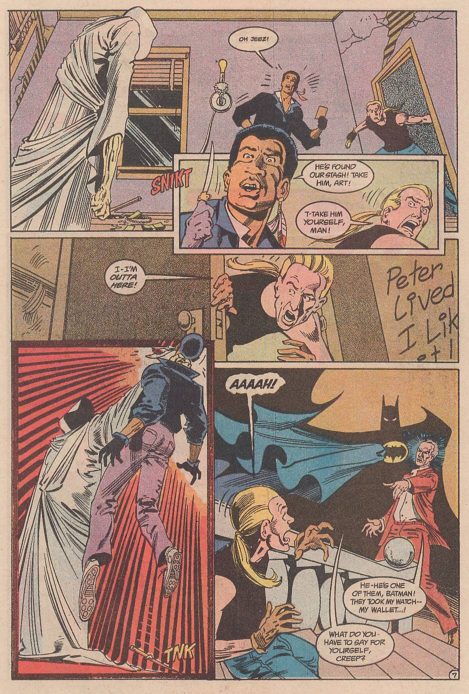 Detective Comics (1937) Issue #616 Page 8