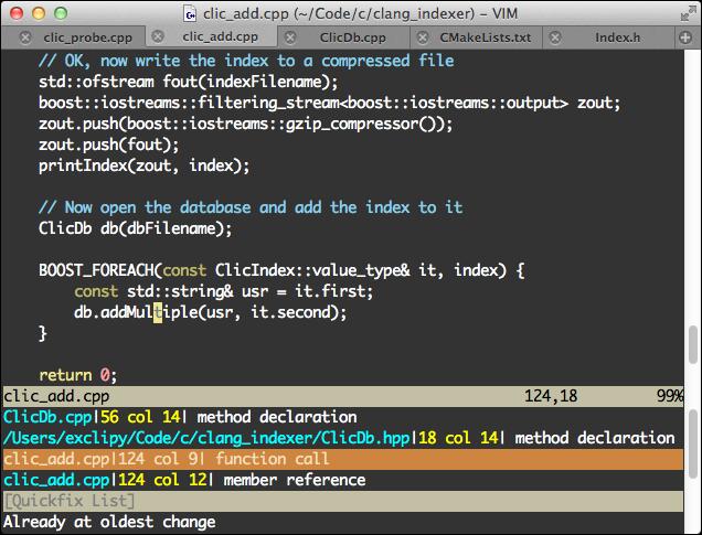 Vim documentation syntax - mandegar.info