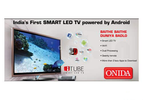 Onida iTube Android TV Features And SPecifications