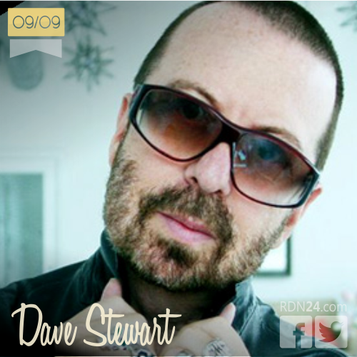 09 de septiembre | Dave Stewart - @DaveStewart | Info + vídeos