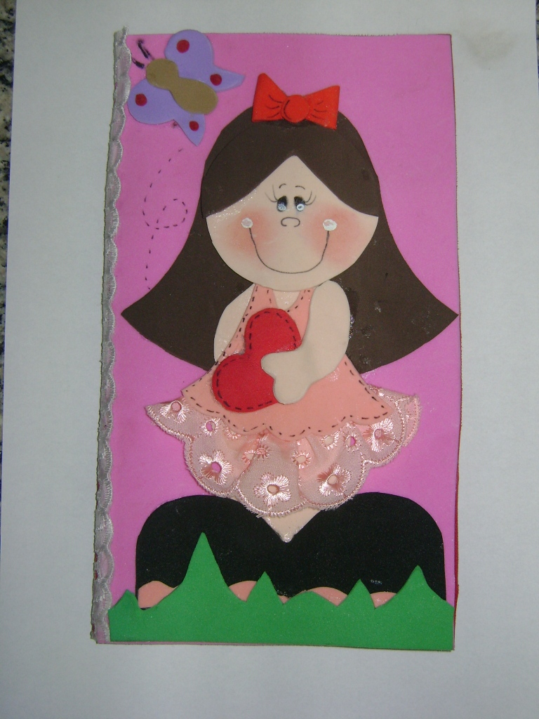 Excepcional Maris'Artes: Capa de Cartão de Vacina MF77