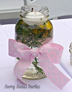 Citronella Jars