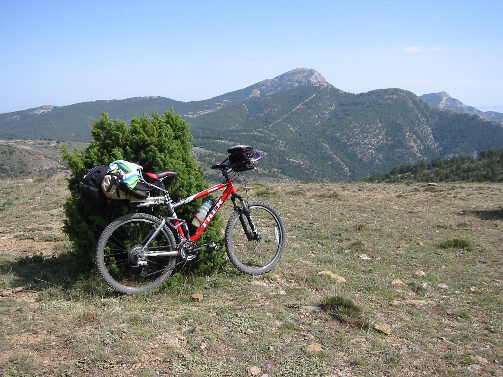 Peñagolosa y Sierra de Gudar