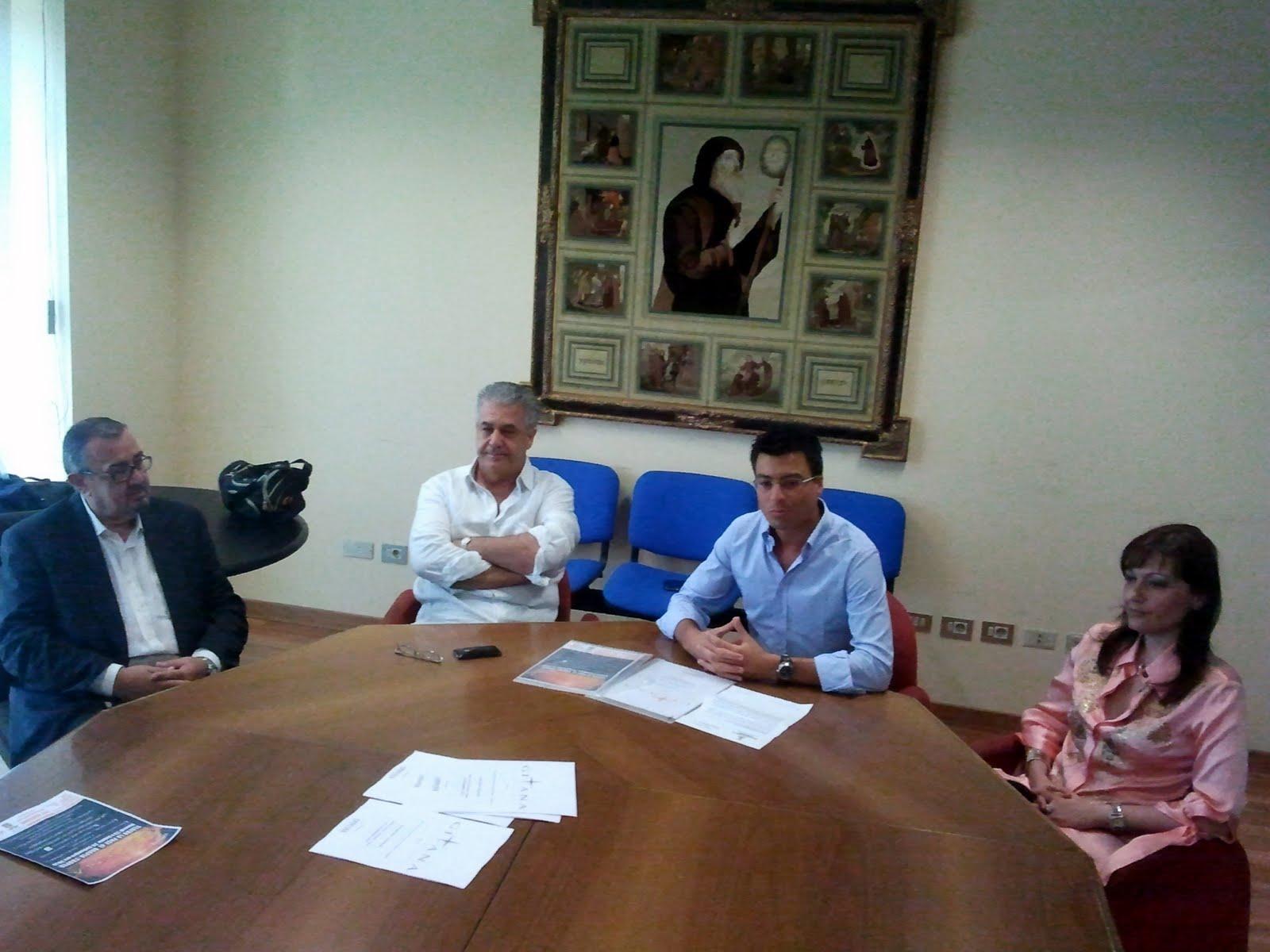 Ufficio stampa della provincia di vibo valentia musica for Ufficio stampa design milano