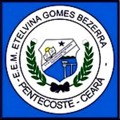 Logomarca da Escola Etelvina Gomes Bezerra