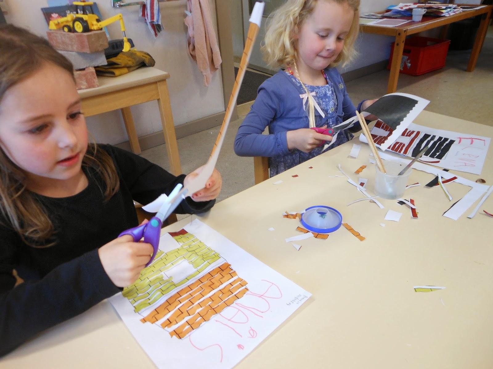 Pbs voeren kleuterschool maart 2014 - Te bouwen zijn bibliotheek ...