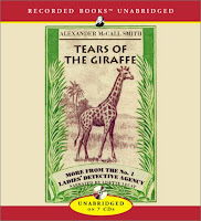 Cover of Tears of the Giraffe by Alexander McCall Smith