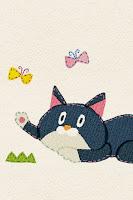 猫の壁紙 スマホ版 ファブリキャット