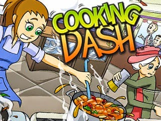 Cooking Dash game