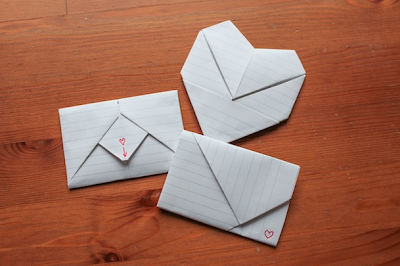 Paper Folding Origami Notes