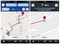 Nokia mappe e navigatore vocale