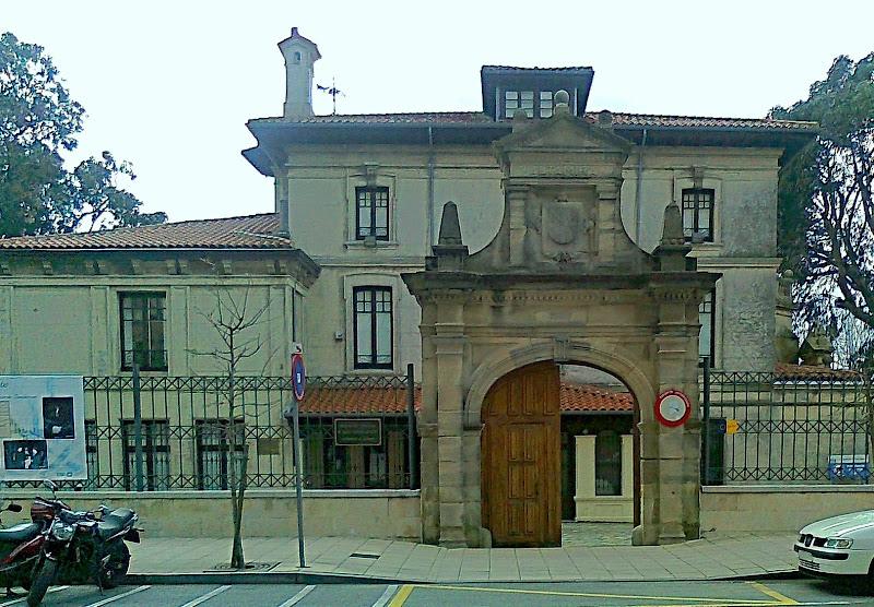 Conservatorio Profesional Municipal Ataulfo Argenta en Santander
