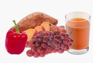 gambar makanan yang mengandung vitamin A