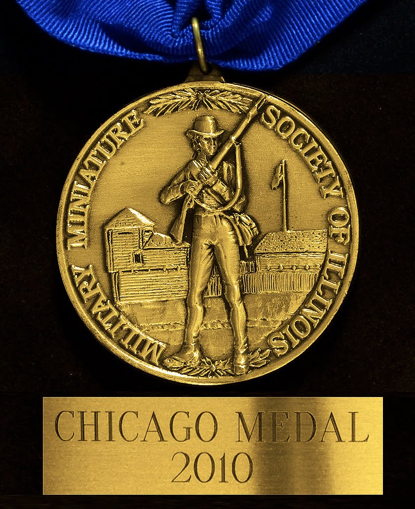 Chicago Medal 2010