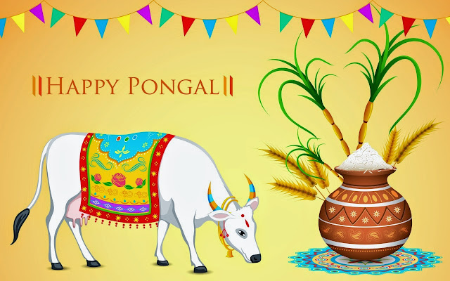 Happy Pongal tamil Wishes