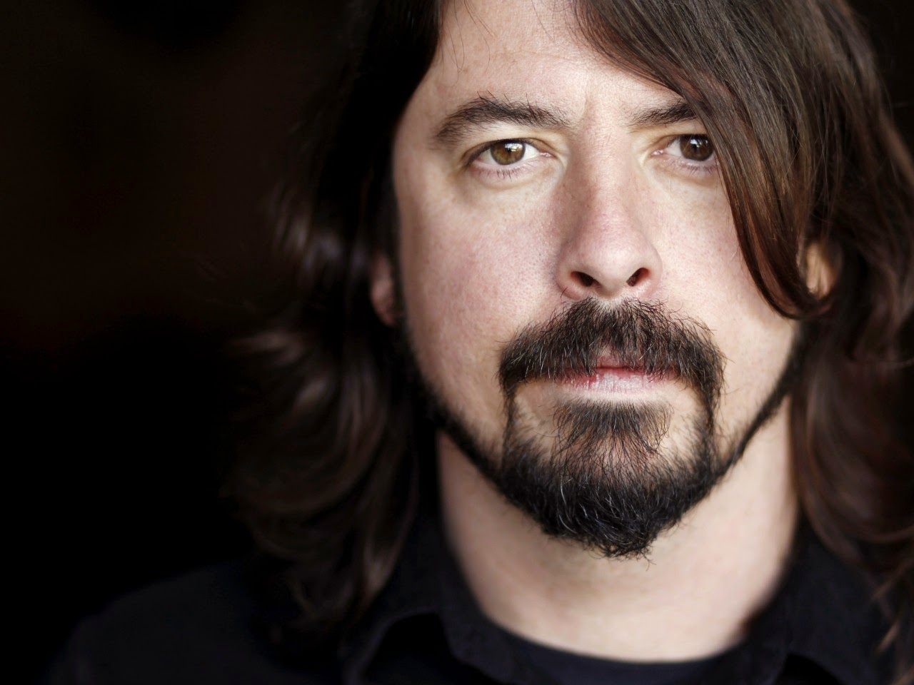 dave grohl looking at you
