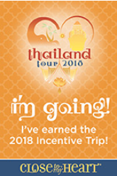 I Earned the Thailand Land Tour 2018!!