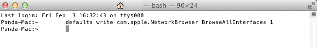 How to enable AirDrop on a Hackintosh