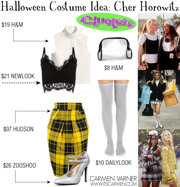 Modern dress 90s - Stay Tuned For More Halloween Costume Ideas For Women Stay Cool Stay
