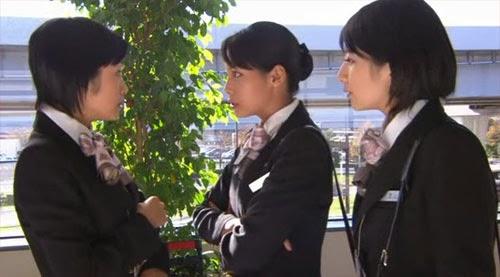 Wakamura and Sekiyama confront Misaki.
