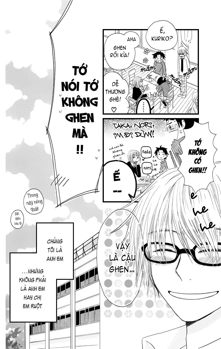 Tonari no Megane-kun chap 2 - Trang 7