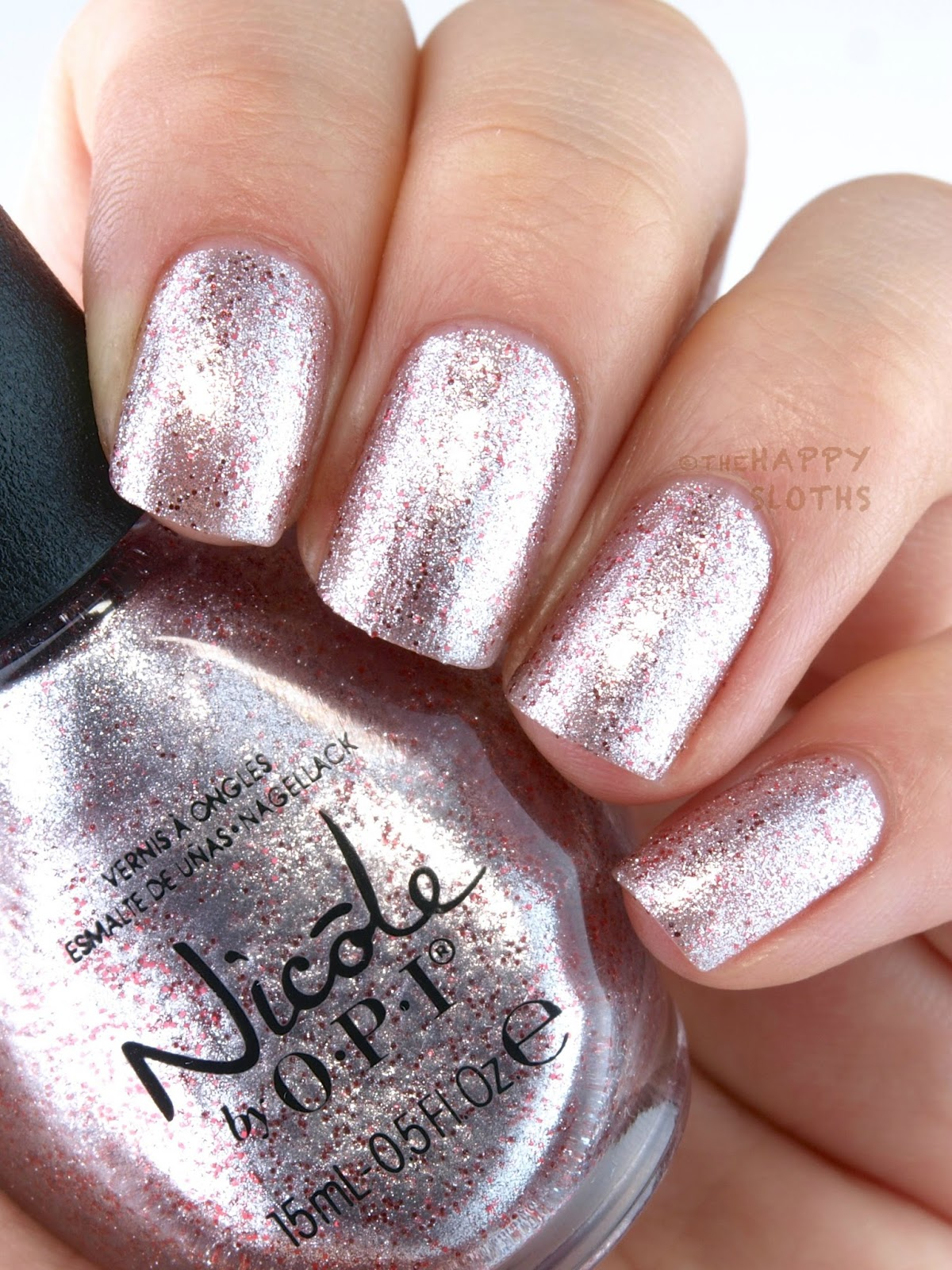 Nicole by OPI Coca Cola Collection Nail Polish: Review and Swatches ...