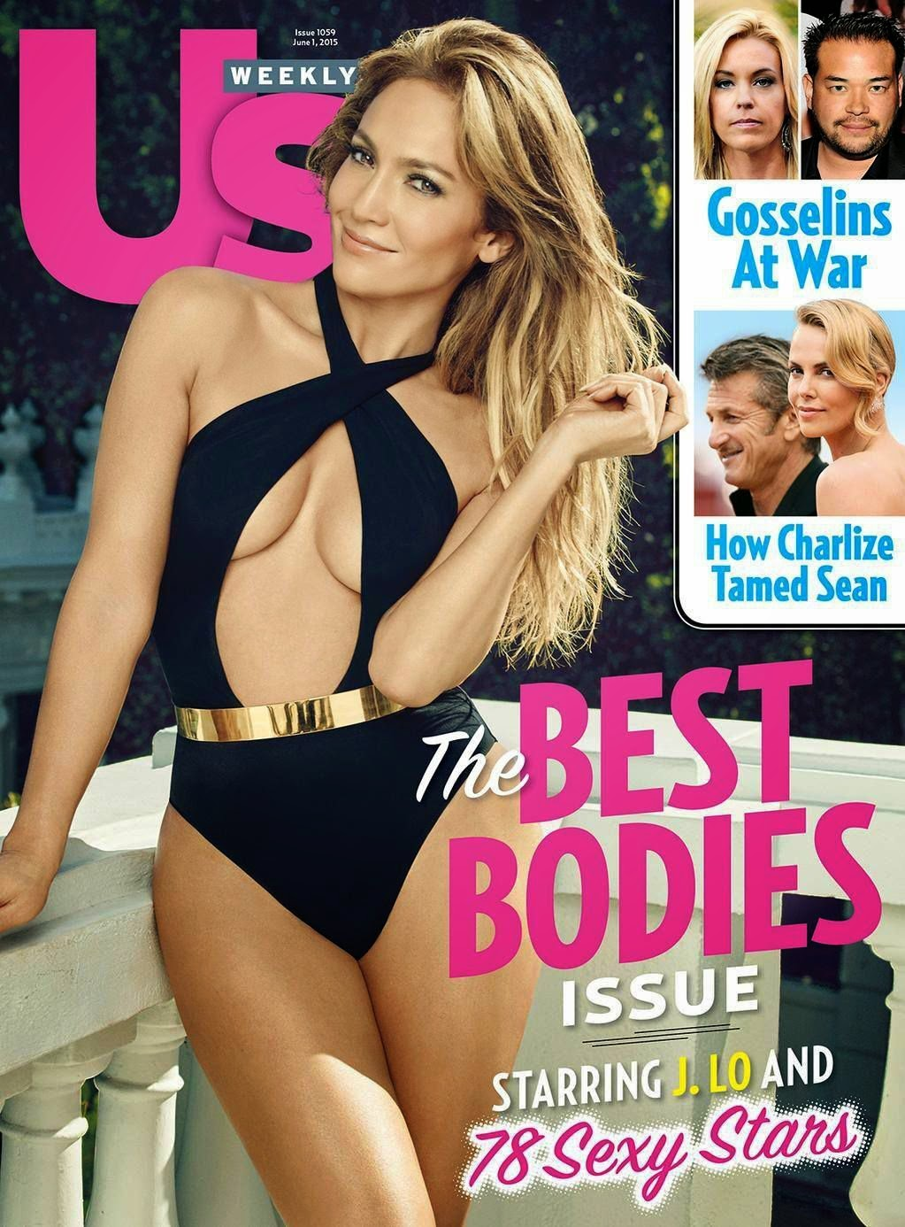 Actress @ Jennifer Lopez - Weekly US, June 2015