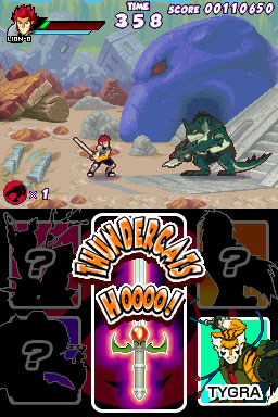 Thundercats Video Game on Video Game Screenshots  Ds  Gamezplay  Video Game News And Trailers