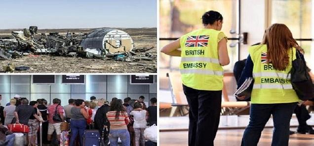 """نكشف لكم سبب إصرار بريطانيا على """"الطابع الإرهابي"""" لسقوط الطائرة الروسية"""
