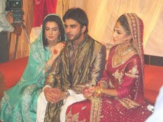 Imran Abbas Wedding Photos