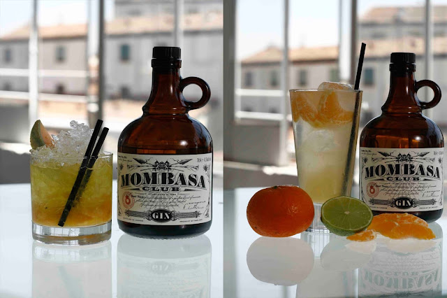 cocteles mombasa gin