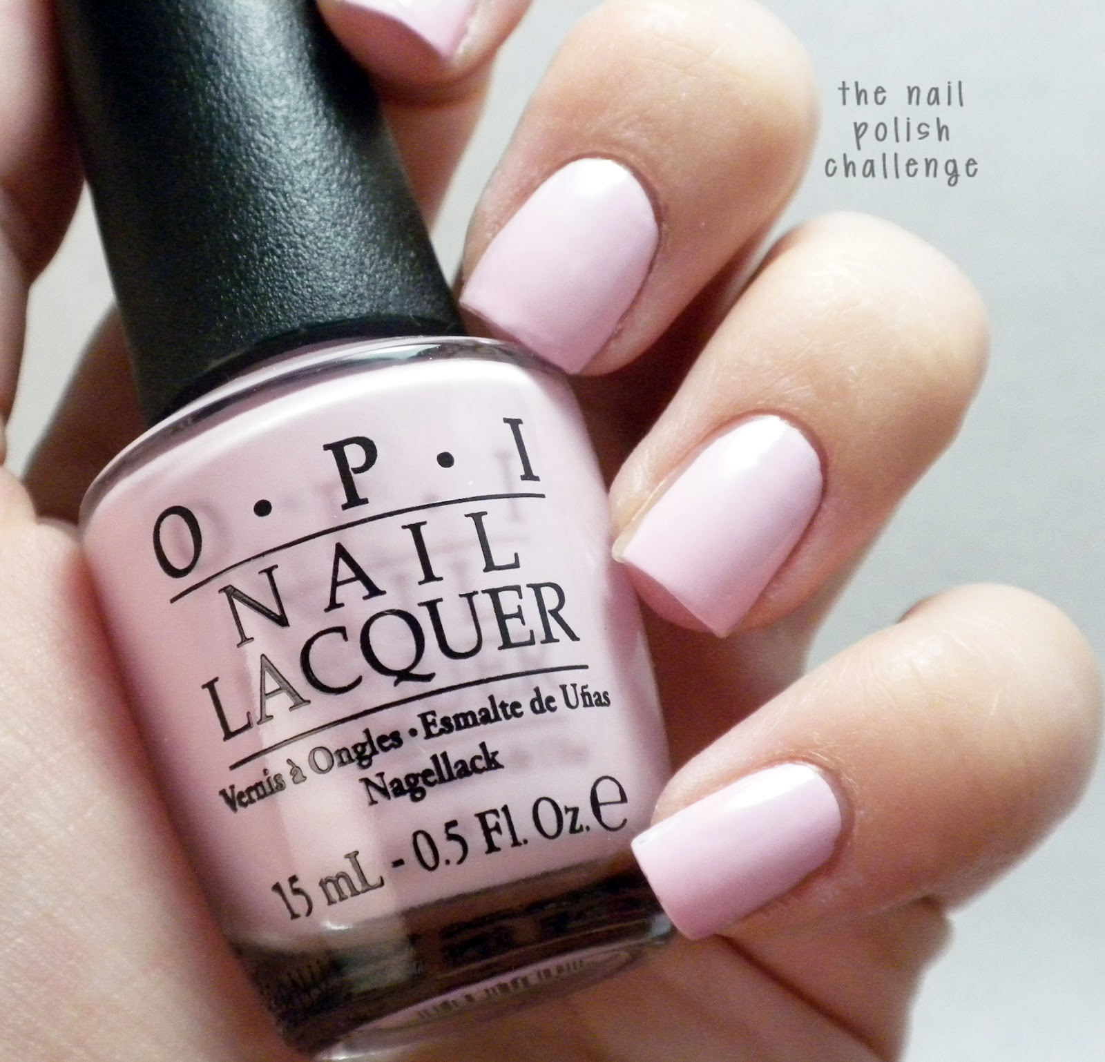 Kelli Marissa OPI Mod About You Swatch
