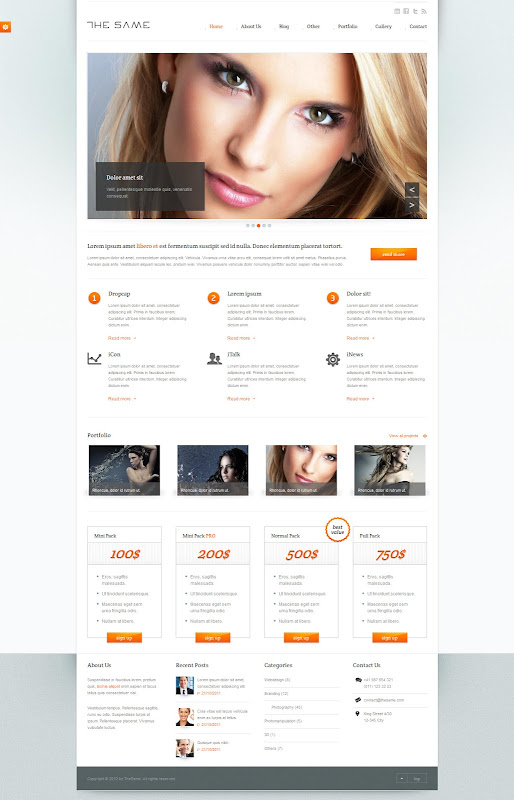 css-html-Business-templates-for-business