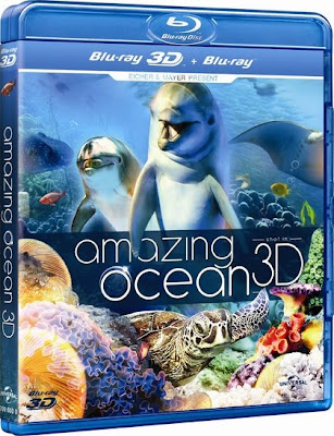 Amazing Ocean 3D (2012) BluRay 3D