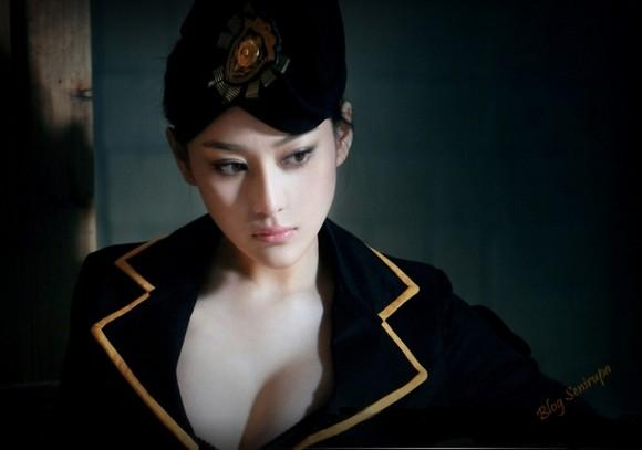 Girls Beauty Wallpaper Zhang Xinyu 61