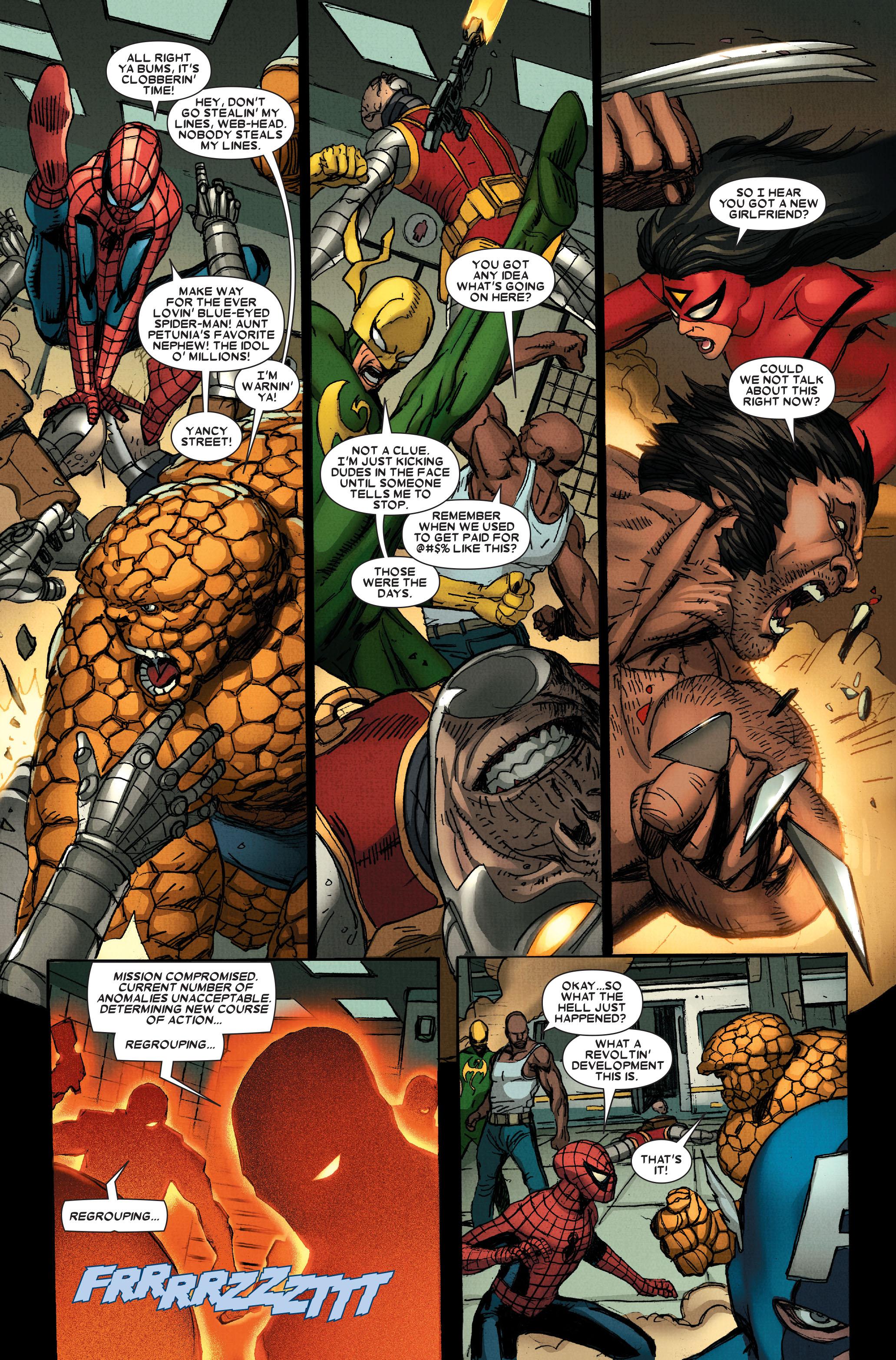 Wolverine: Weapon X #13 #4 - English 13