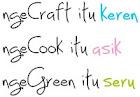kata onclank,