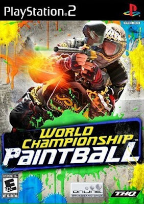 World Championship Paintball (PS2) 2008