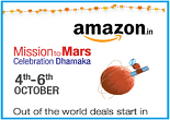 Amazon Mission to Mars Celebration Dhamaka : Out of The World Deals – Save Big