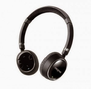 Snapdeal: Buy Creative WP-350 Wireless Bluetooth Headphones with Invisible Mic at Rs.4520