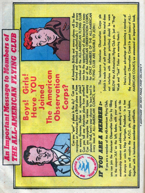 Read online All-American Comics (1939) comic -  Issue #45 - 32