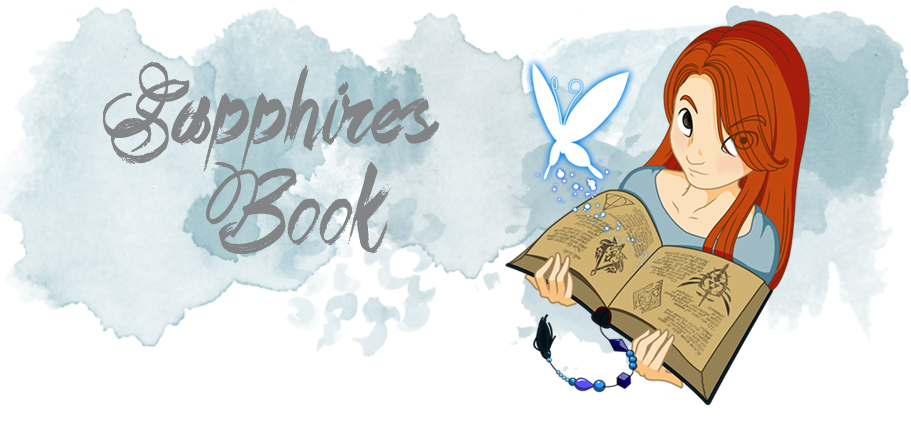 Sapphire's Book